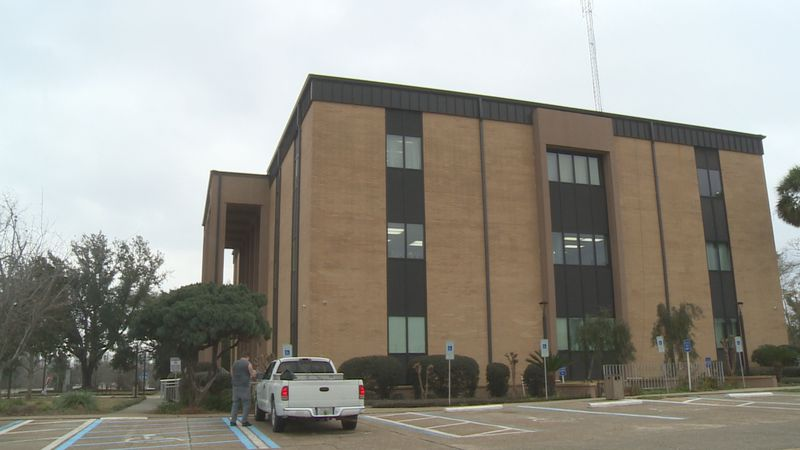 Bay County will not allow Calhoun County contractors to work in Bay County.