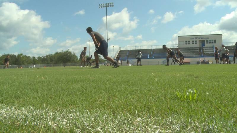 Six area teams compete Thursday