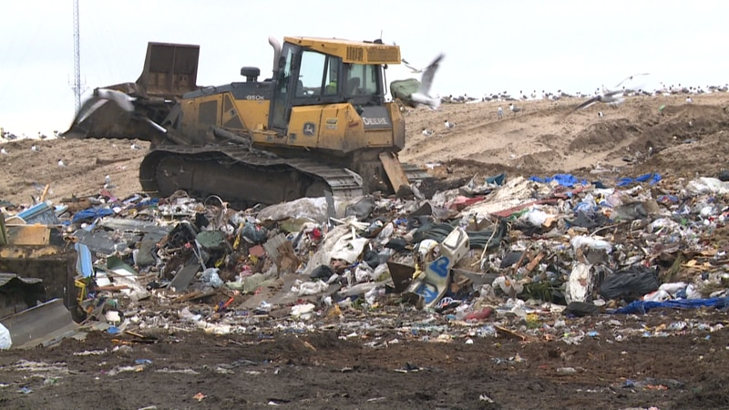 On Friday and Saturday, Bay County residents were invited to the Steelfield Landfill off State...