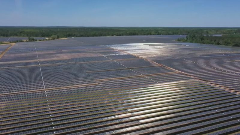 Gulf Power is planning at least three solar power plants across the Panhandle.