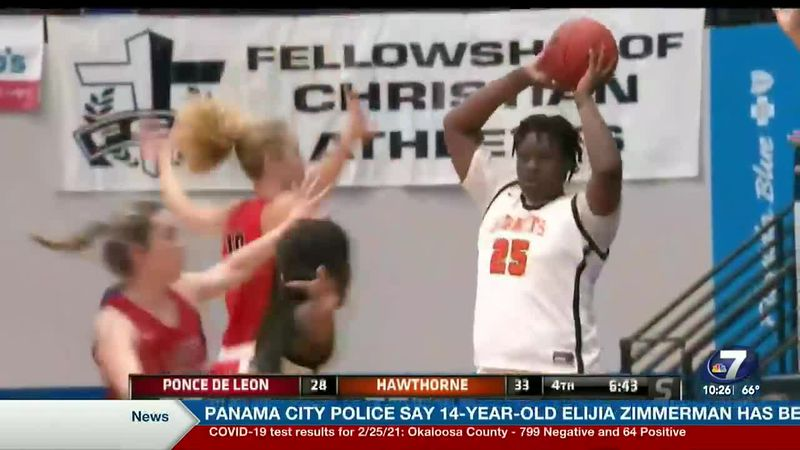 Area Scores and Highlights for Friday, February 26