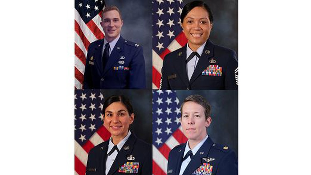 Four Hurlburt Field Airmen selected as annual award winners at the higher headquarters based on...