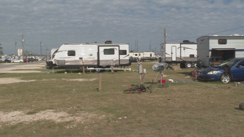 The deadline to be out of temporary housing is now in October.