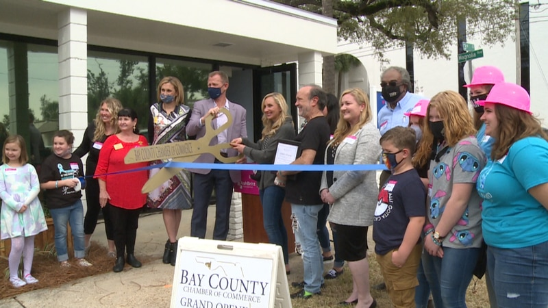 Lauren's Kids Foundations and the AshBritt Foundation teamed up to rebuild the space that was...