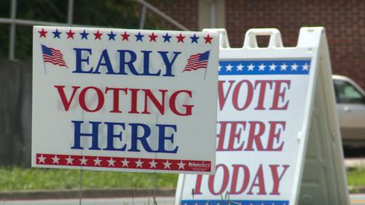The qualifying deadline ended at noon on Friday for several municipal elections. (WJHG/WECP)