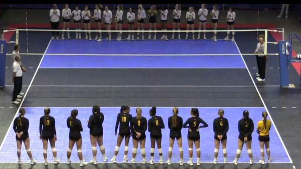 Gulf Coast volleyball comes up a little short in first match at Nationals