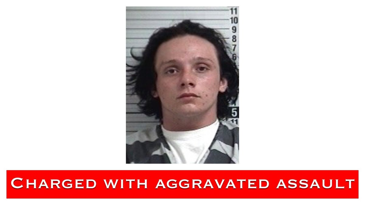 Cameron Roberts is charged with aggravated assault, false imprisonment, being armed during the...