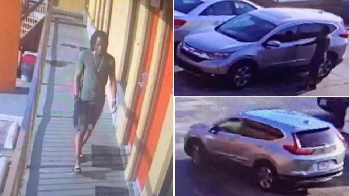 Panama City Police is asking help from the public to identify a robbery suspect. (WJHG/WECP)
