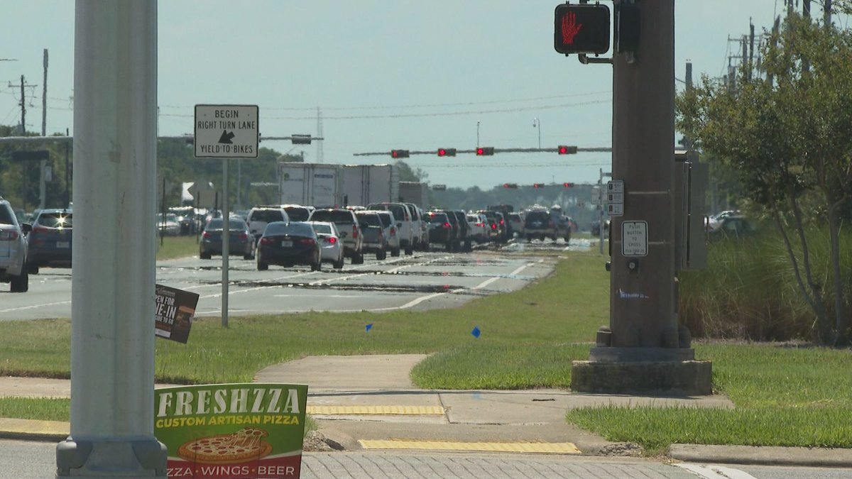 Summer is here and with the season comes traffic. (WJHG/WECP)