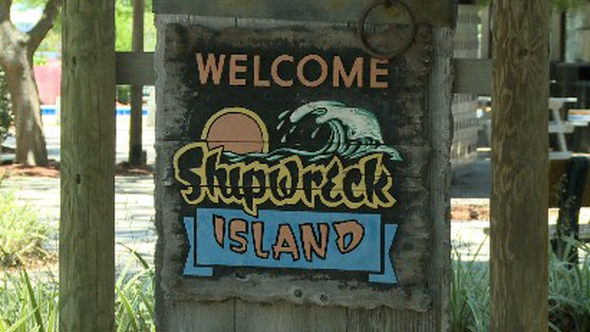 Staff tells us they plan to open the park May 23. (WJHG/WECP)