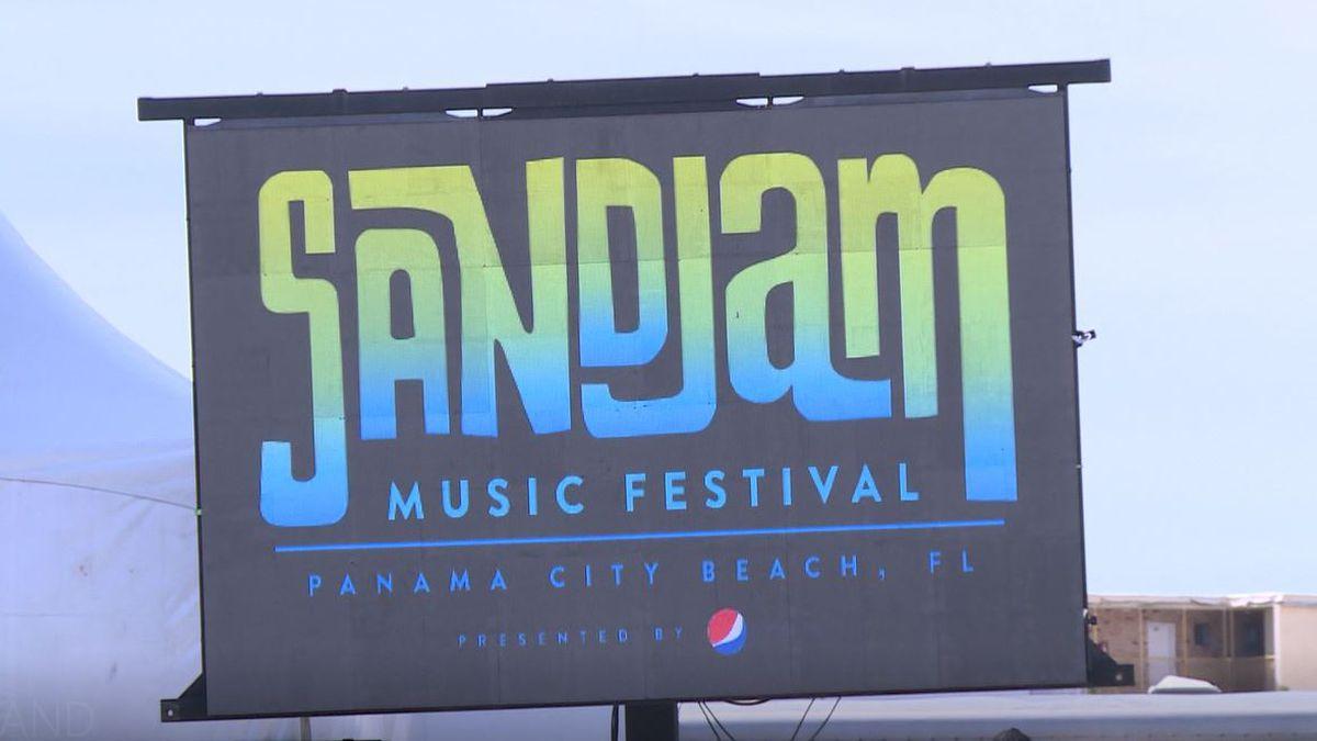 SandJam was canceled back in March. (WJHG/WECP)