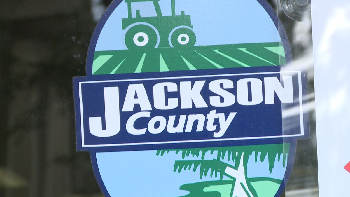 Officials say Jackson County is in a housing crisis.
