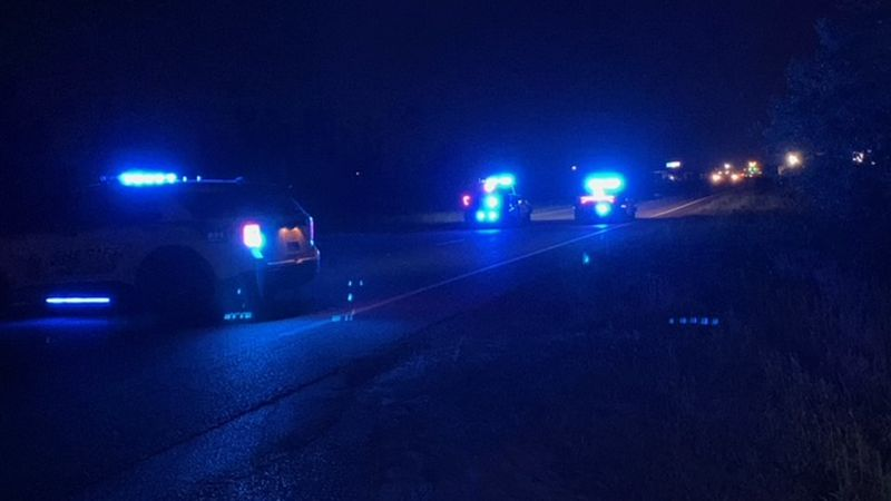 Bay County Sheriff's Office officials confirm that a man has died after a single vehicle crash...
