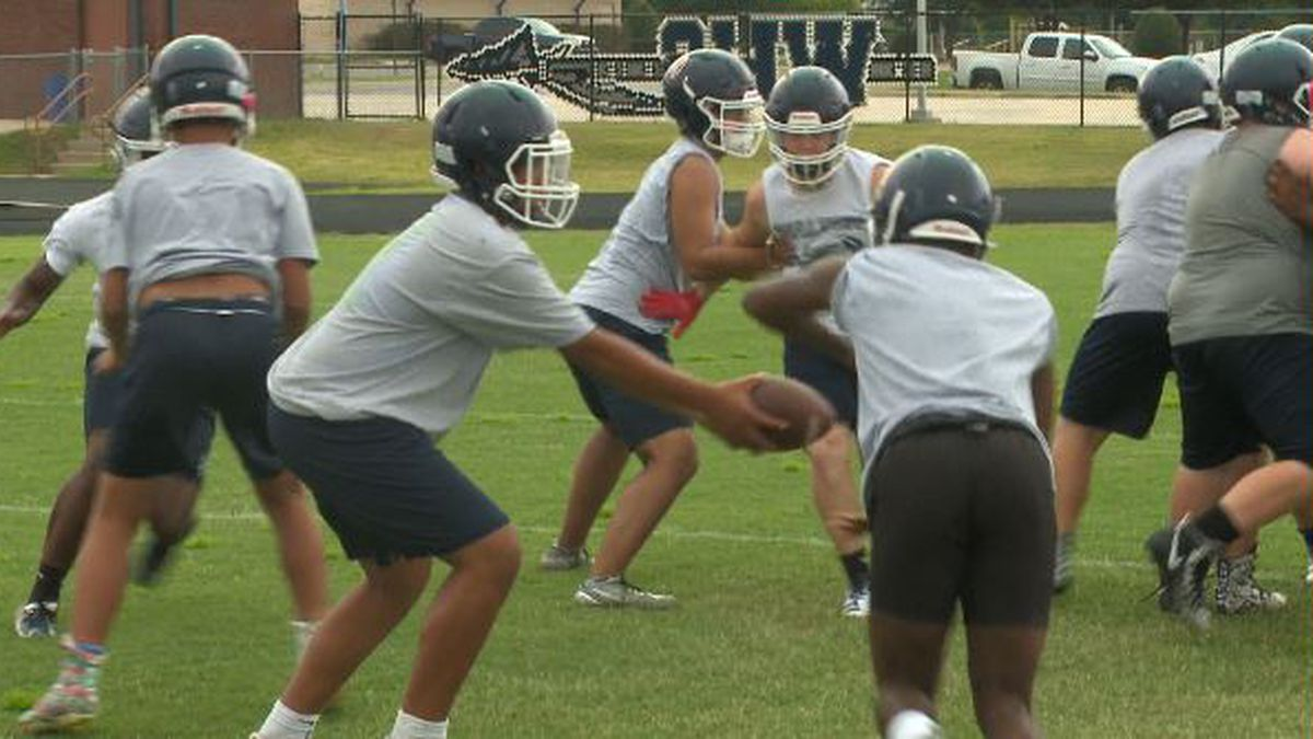 The Walton Braves prepare for their regular season opener Friday at home against Jay