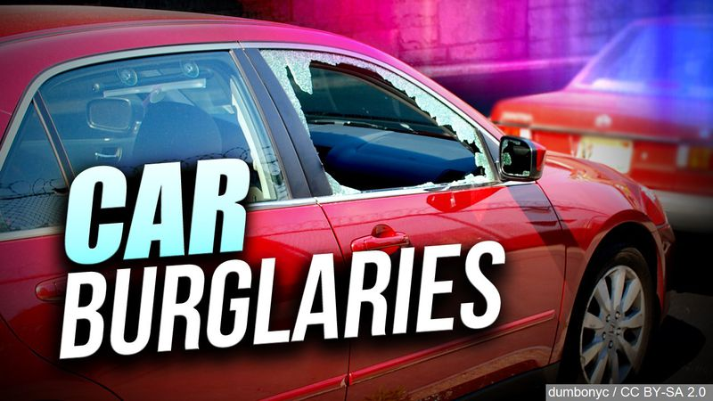 According to Panama City police, several cars were broken into or burglarized over the weekend,...