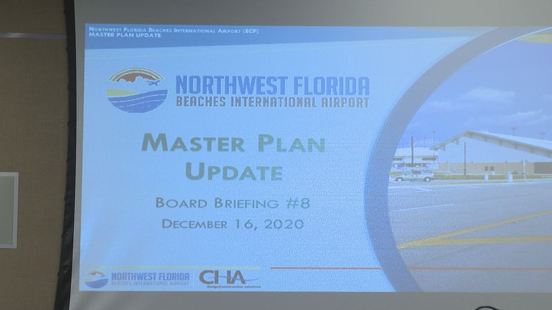 Many will tell you the future of Northwest Florida Beaches International Airport looks bright.