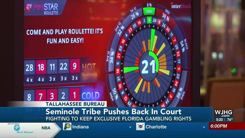 The Seminole Tribe has been pushing back in the courts against lawsuits challenging the tribe's...