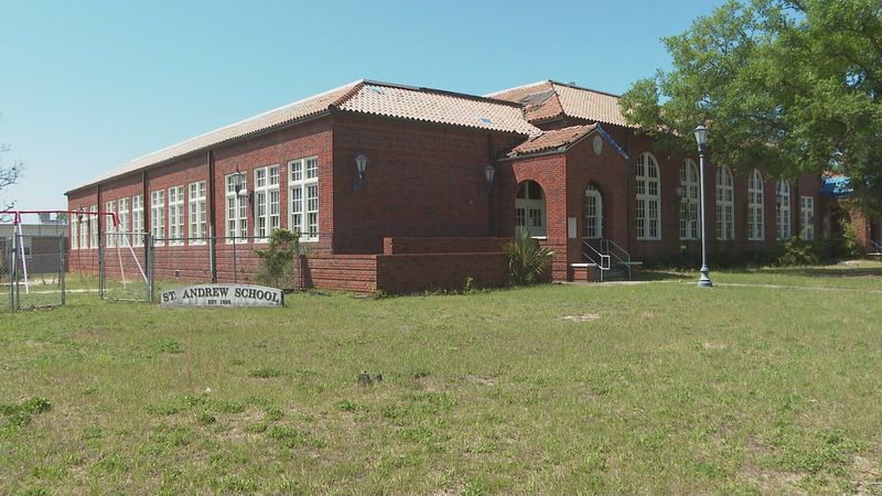 A historic school in St. Andrews will be restored as a community center.