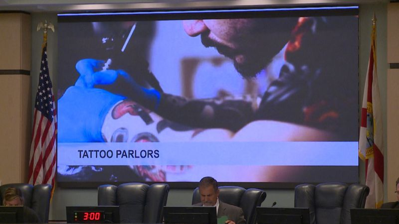 Panama City held a workshop Monday to discuss tourism corridor design and tattoo parlor...