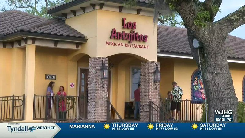 Tacos, tequila, and tamales, three things celebrated Wednesday as locals gathered for Cinco De...
