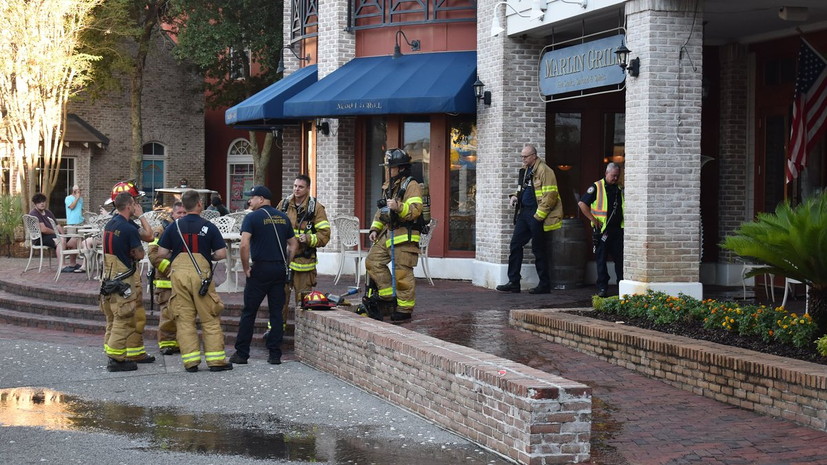 South Walton Fire District responded to a structure fire Saturday morning.