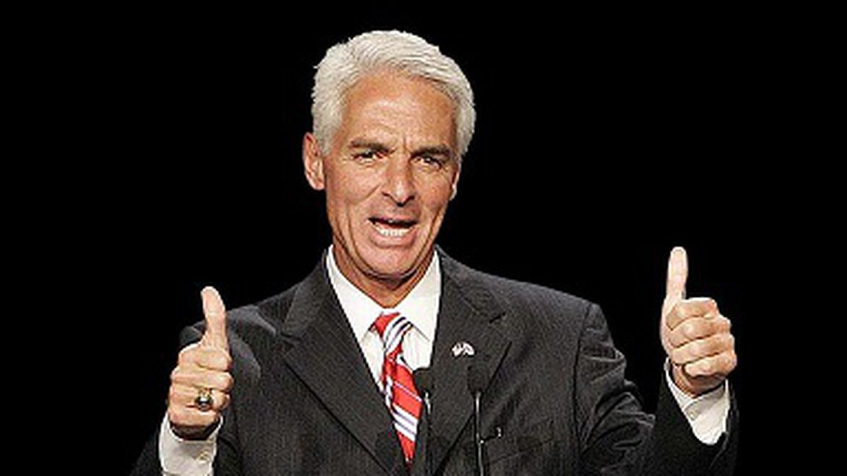 On Tuesday, Charlie Crist announced his bid for governor on the Democratic ticket in 2022.