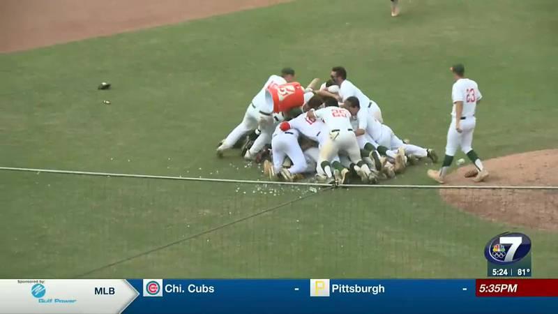 Mosley baseball wins 5A State Championship