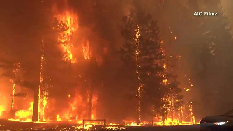 The destructive wildfire season is predicted to continue through September.
