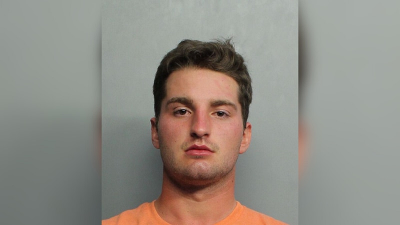 Maxwell Berry, of Norwalk, Ohio, faces three counts of misdemeanor battery for allegedly...