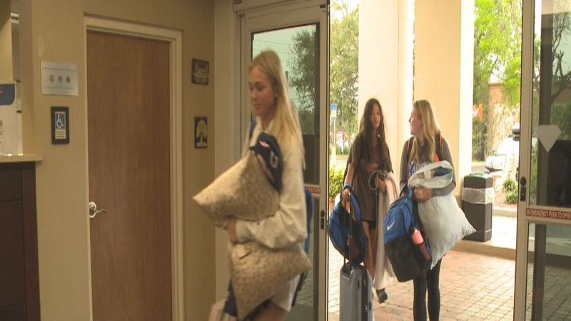 The two Arnold soccer teams hit central Florida in advance of title matches