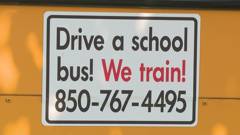 Bay District Schools is searching for more bus drivers to join its team for the upcoming school...