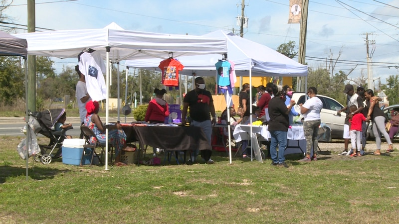 Every other month, Minority PC hosts the Panama City Afro Market to highlight local African...