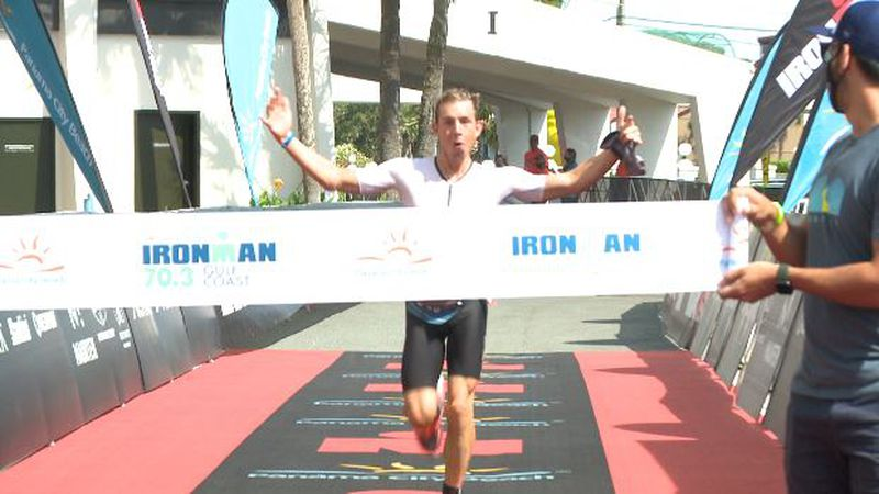 The Visit Panama City Beach Ironman 70.3 Gulf Coast brought in over 1400 triathletes to the...