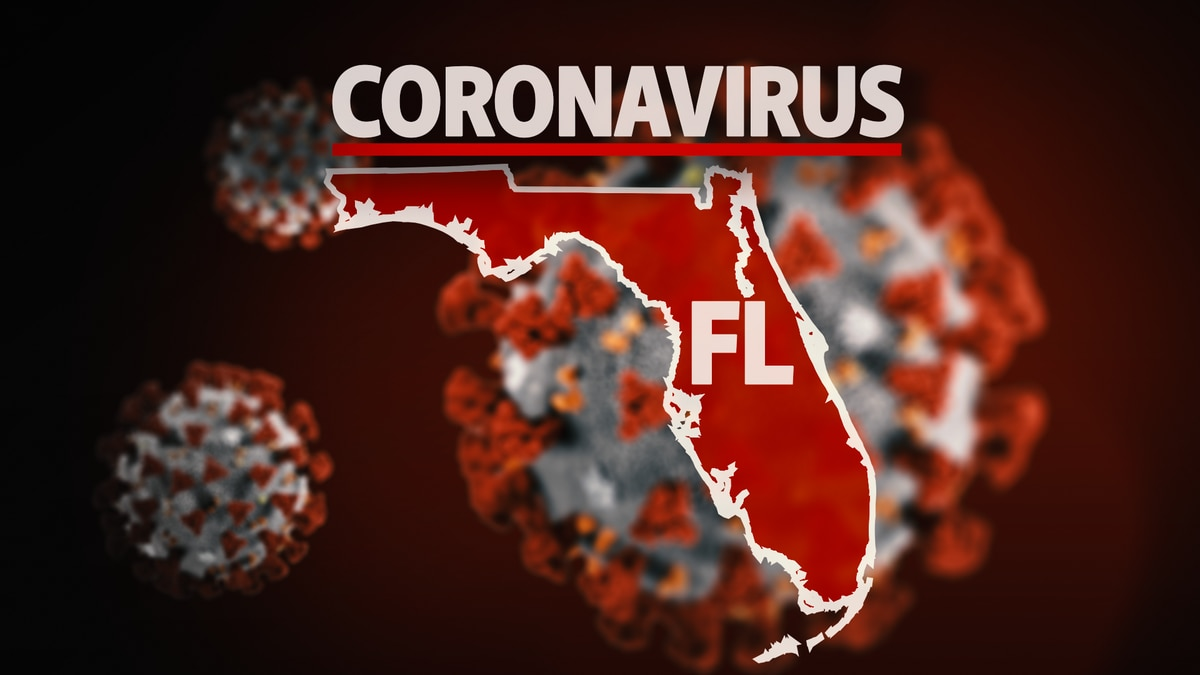 Coronavirus still raging in Florida as over 2,600 new cases recorded