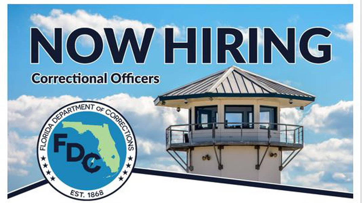 They currently have openings for  Certified and Non Certified Corrections Officers and Food...