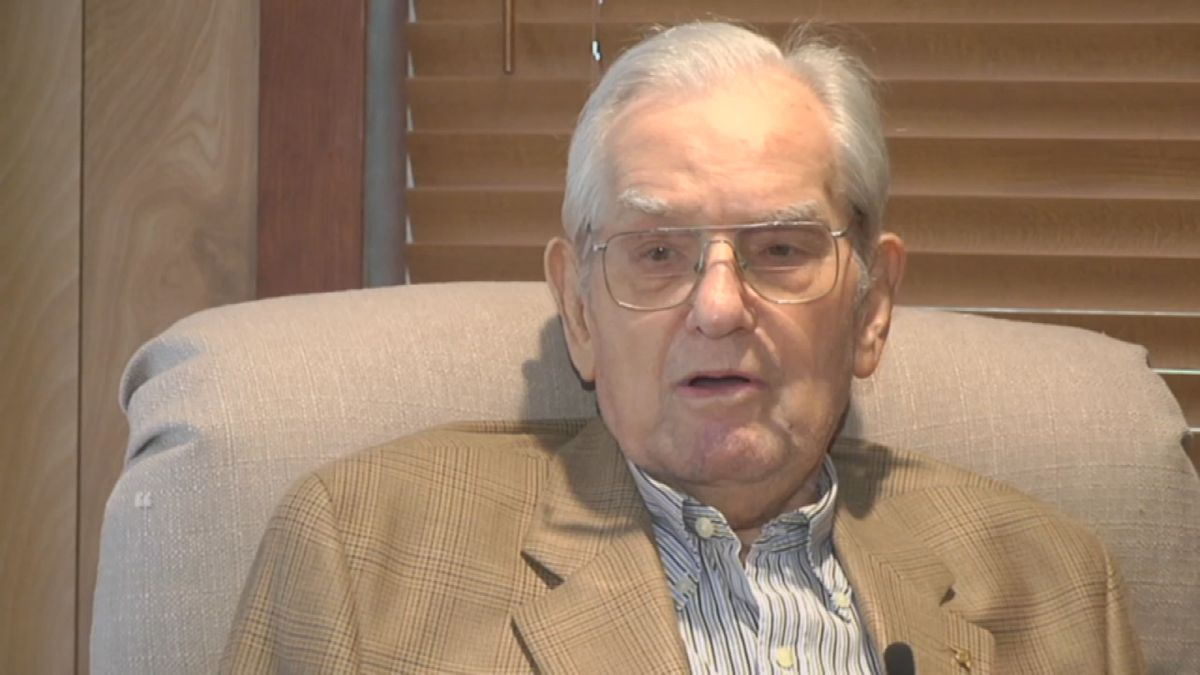 Former Florida Governor Wayne Mixson died Wednesday morning. He was 98 years old.