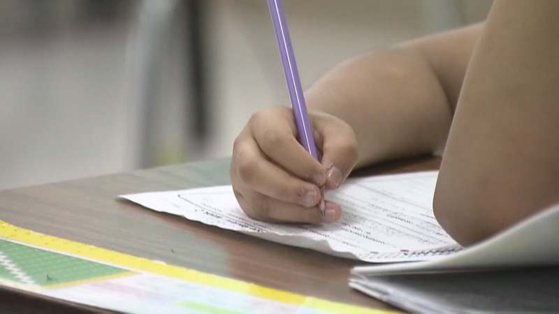 Every year, Florida public school student's 3rd Grade and up, are tested to see where they...