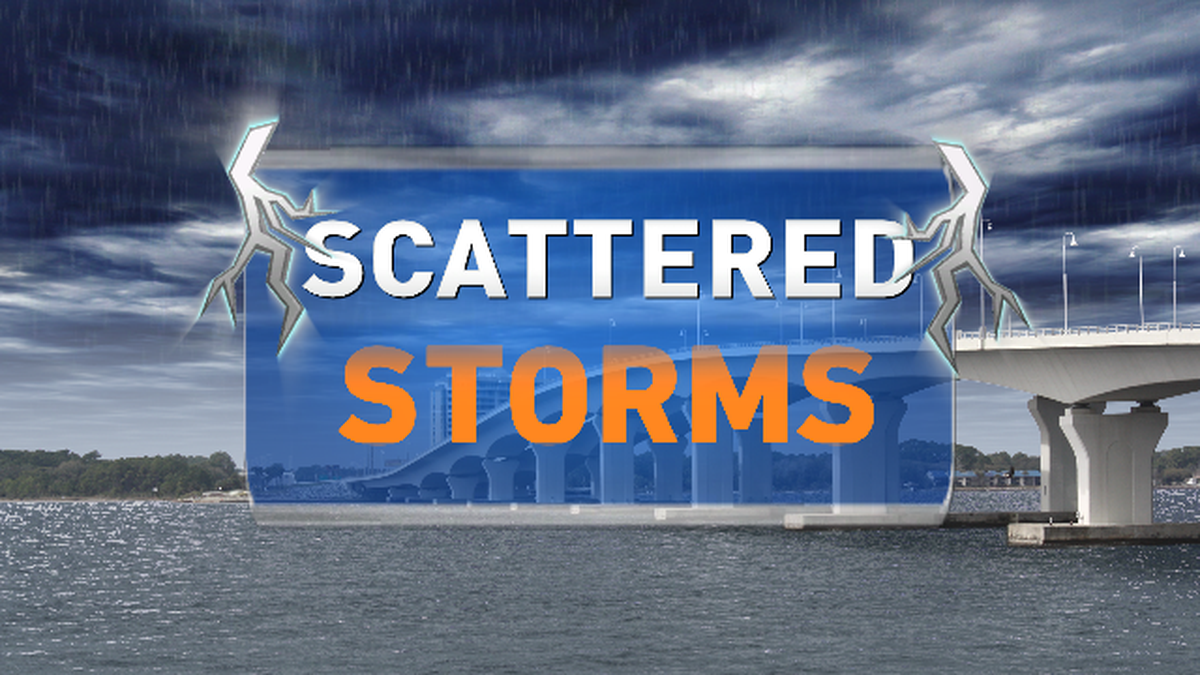 Scattered Storms