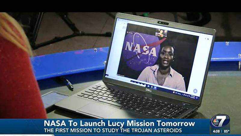 NASA talks about Lucy