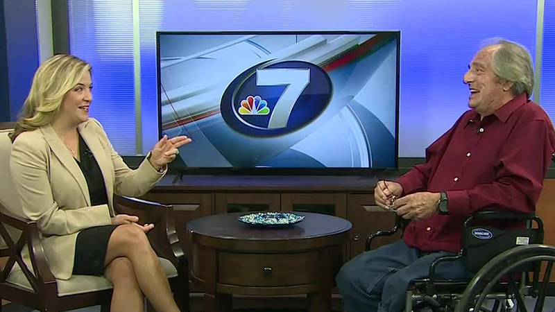Local Historian Bill Hudson stopped by our NewsChannel 7 Studio to take us back in time during...