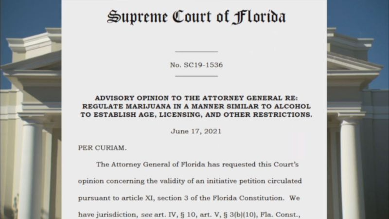 Second of Three Marijuana Legalization Efforts Struck Down by the Supreme Court