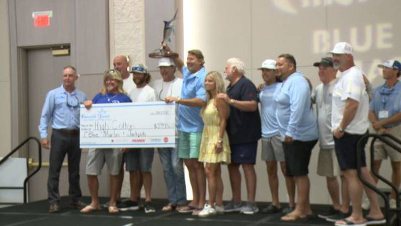 19th annual Emerald Coast Blue Marlin Classic wraps up with celebratory brunch and awards.