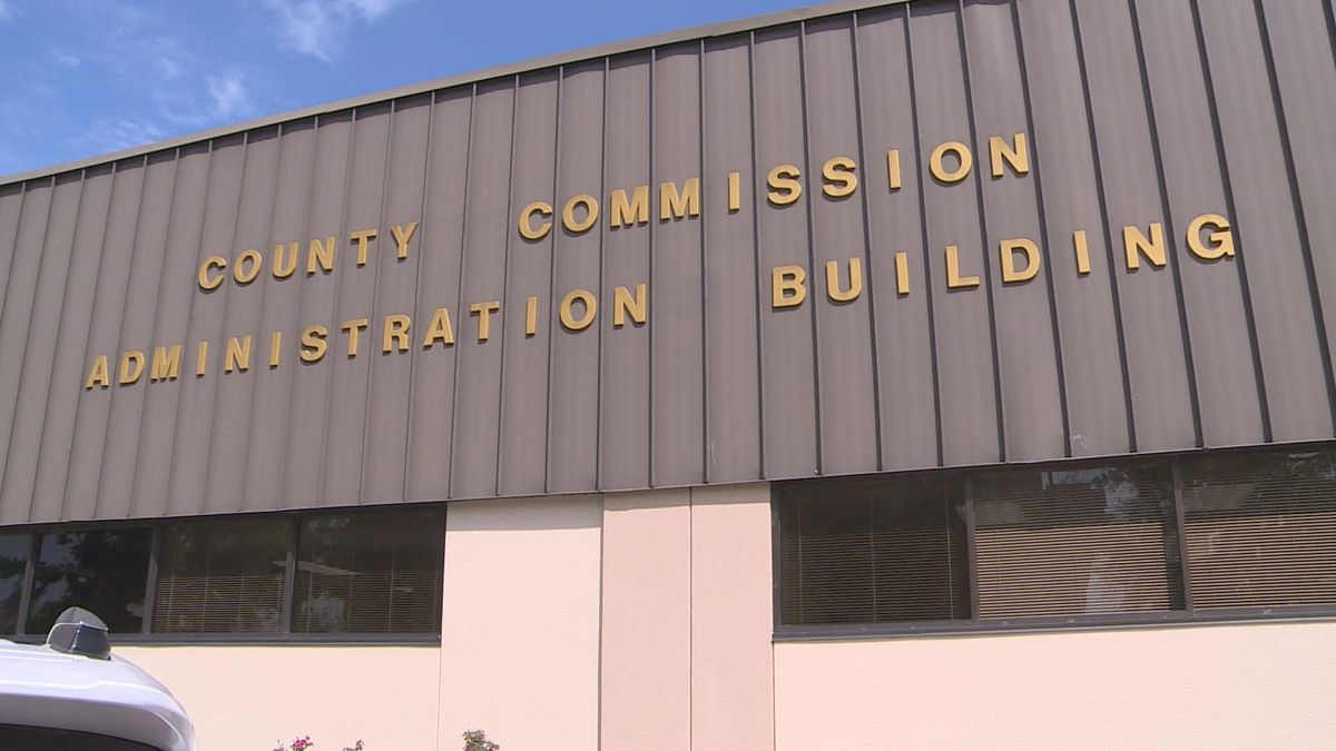 Jackson County commissioners held a special meeting Tuesday where they approved the development...