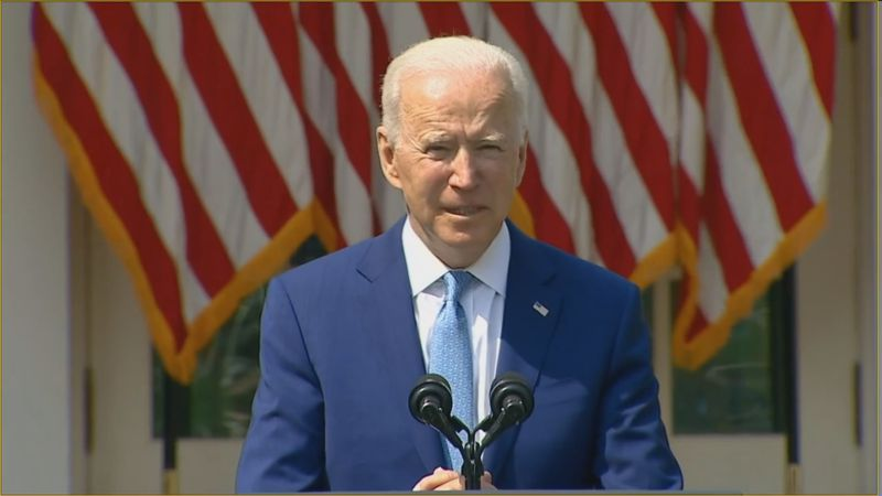 President Joe Biden signs order to speed refugee admissions, but doesn't lift former President...