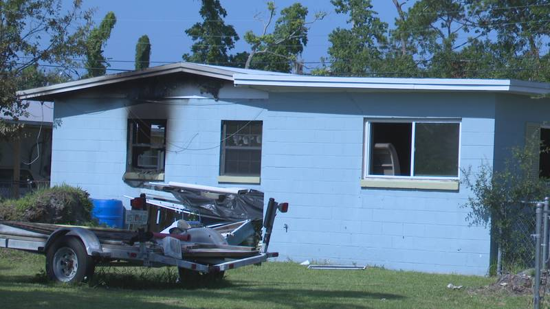 A Clay Avenue home was damage after a fire broke out in the house