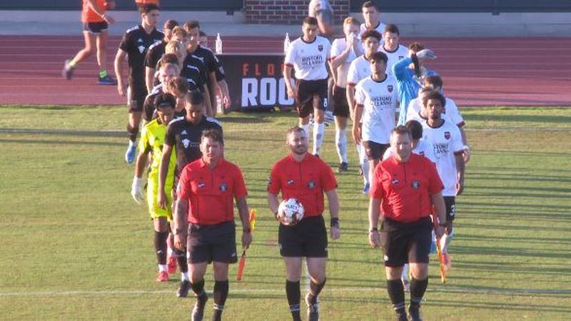 Florida Roots falls to Southern States Soccer Club.