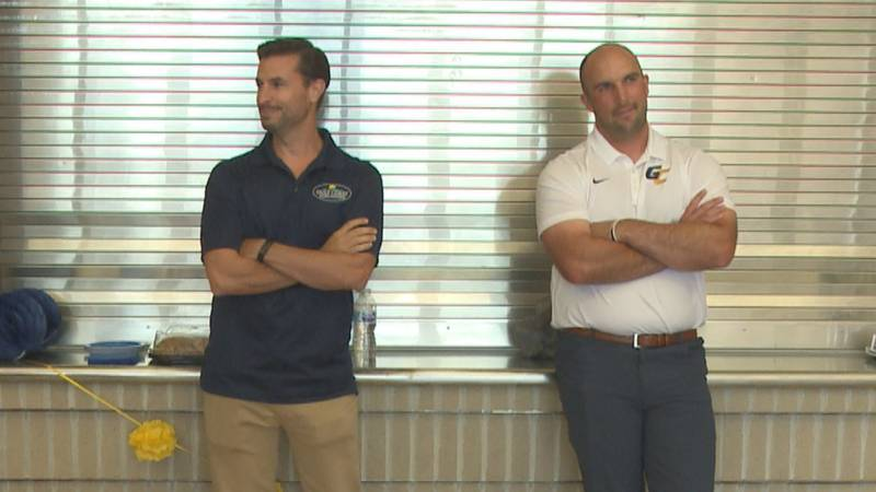 New G.C. coaches formally introduced