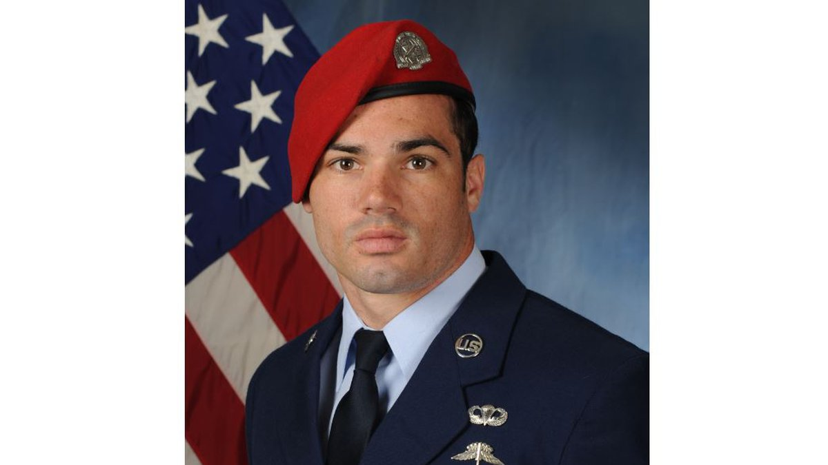 Sgt. Condiff was a special tactics combat controller with 24th Special Operations Wing, part of...