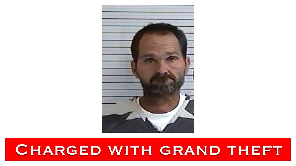 Investigators arrested Christopher Fernandes Wednesday. He's facing multiple charges. (WJHG/WECP)