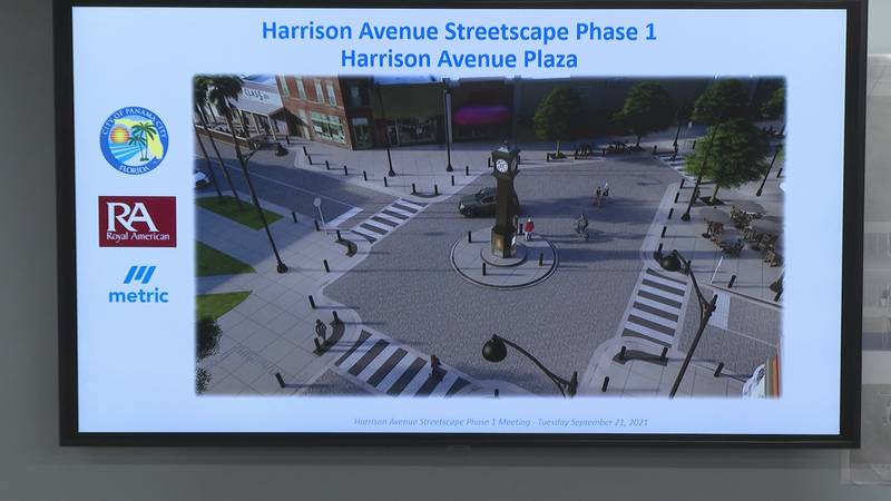 In Downtown Panama City, residents can soon expect to see some major changes to Harrison Avenue.